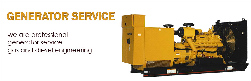 engineering generator service pakistan karachi